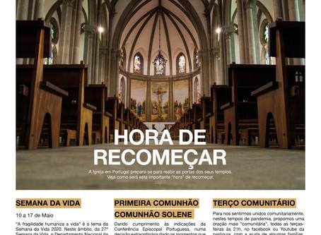 Boletim Igreja Nova 2020-05-10