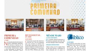 Boletim Igreja Nova 2021-04-25