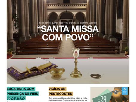 Boletim Igreja Nova 2020-05-24