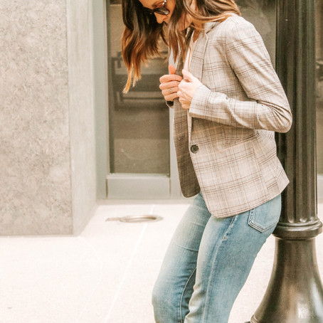 STYLE | 3 SIMPLE WAYS TO TRANSITION YOUR WARDROBE INTO FALL