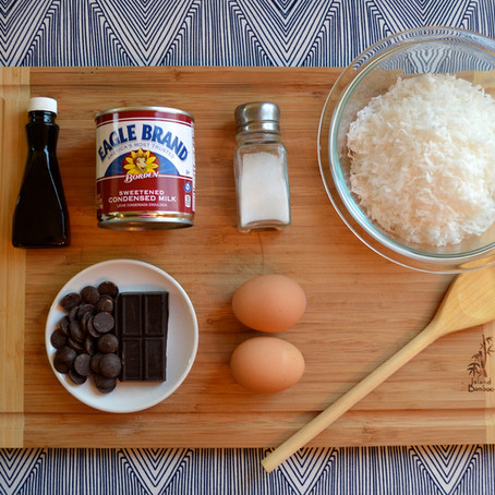RECIPE BOX: CHOCOLATE DIPPED MACAROONS