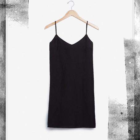 STYLE   LINEN SHIFT DRESS 5 WAYS