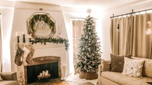 HOME | OUR CHRISTMAS DECOR 2020
