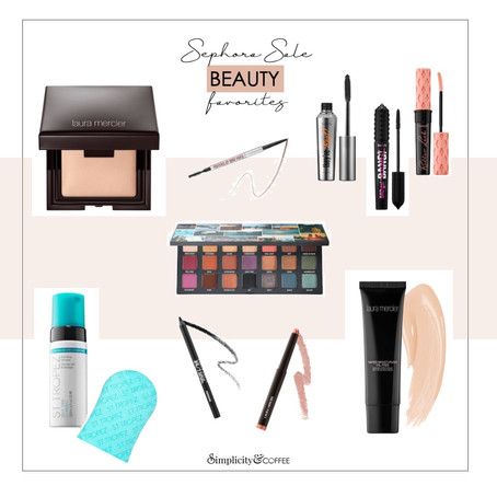 TOP PICKS FROM THE SEPHORA SPRING SAVINGS EVENT