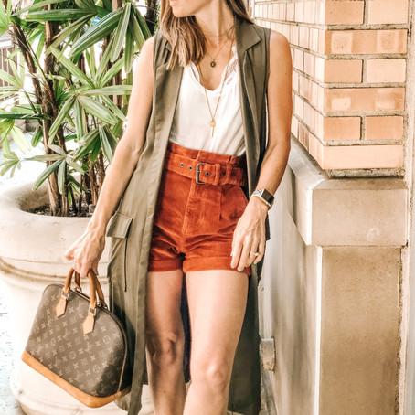 STYLE | HOW TO DRESS FOR FALL WHEN IT FEELS LIKE SUMMER