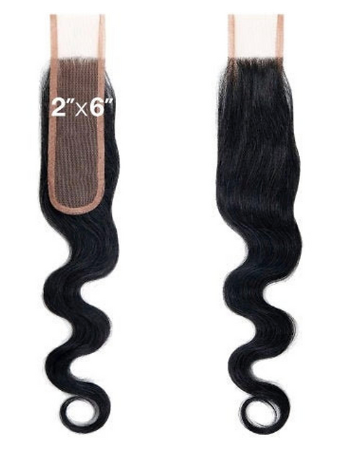 CLOSURES - 2X6 - BODYWAVE