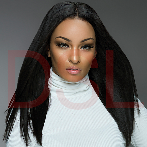 FULL LACE WIG - BRAZIL STRAIGHT