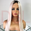 Thumbnail: FULL LACE WIG - ICE (ASH BLONDE) 4 PHOTOS
