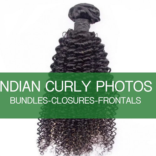 INDIAN CURLY COLLECTION
