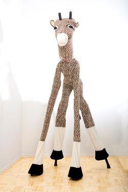 Ginger the Giraffe