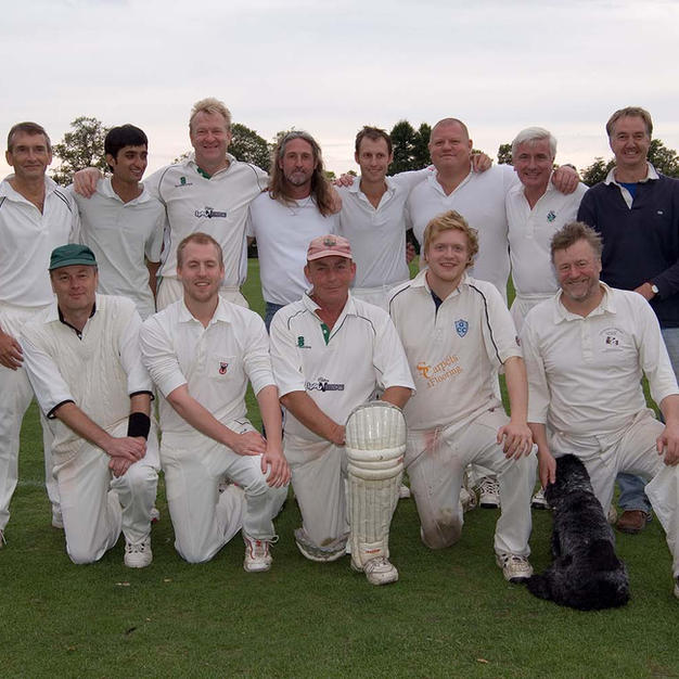 Pictures from 2010 title winners