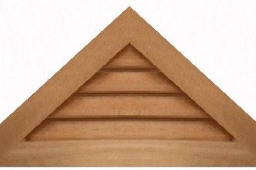 "GVP1130 - 30"" base 11/12 pitch Triangle Gable Vent"