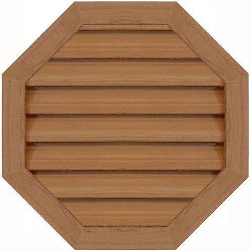"GVO24 - 24"" Octagon Gable Vent"