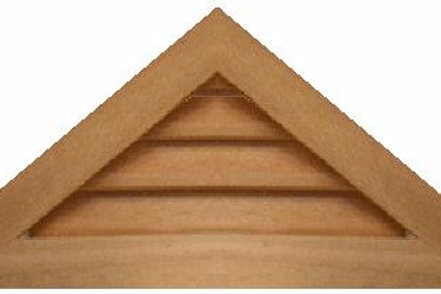 "GVP1030 - 30"" base 10/12 pitch Triangle Gable Vent"