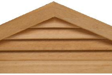 "GVP484 - 84"" base 4/12 pitch Triangle Gable Vent"