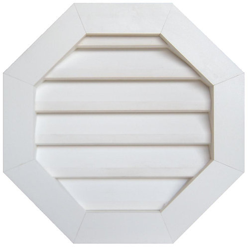 "GVO16 - 16"" Octagon Gable Vent"