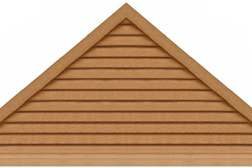 "GVP1096 - 96"" base 10/12 pitch Triangle Gable Vent"