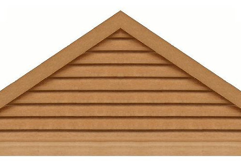 "GVP884 - 84"" base 8/12 pitch Triangle Gable Vent"