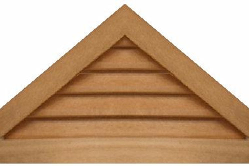 "GVP1036 - 36"" base 10/12 pitch Triangle Gable Vent"