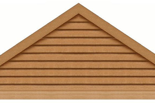 "GVP896 - 96"" base 8/12 pitch Triangle Gable Vent"