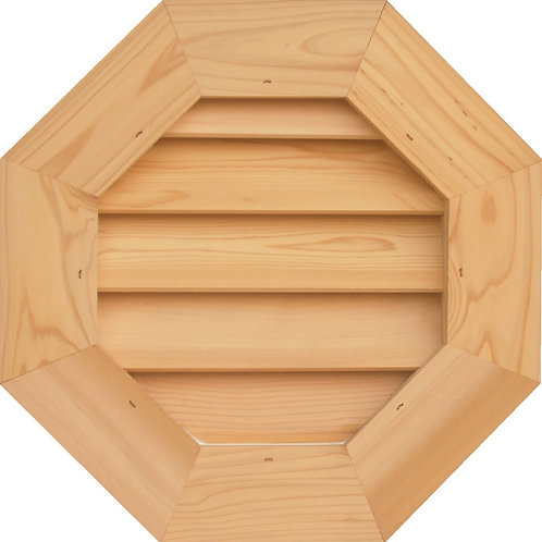 "GVO12 - 12"" Octagon Gable Vent"
