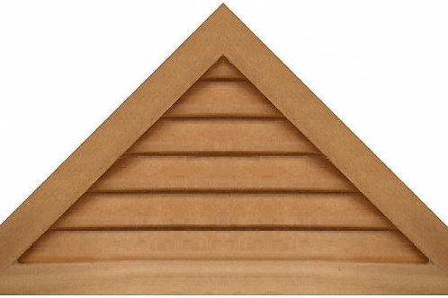 "GVP1236 - 36"" base 12/12 pitch Triangle Gable Vent"