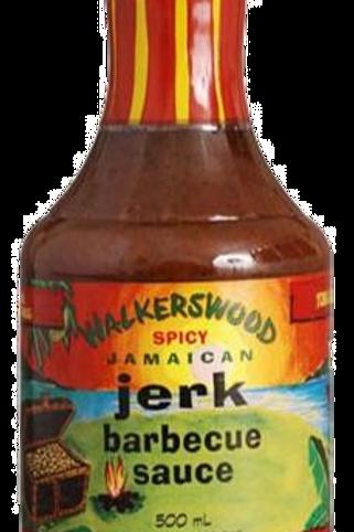 Jamaican Jerk BBQ Sauce 500ml