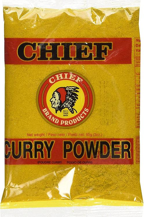 Caribbean Sydney- Chief Curry Powder 85g