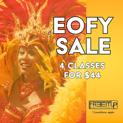 EOFY SALE - 4 for $44