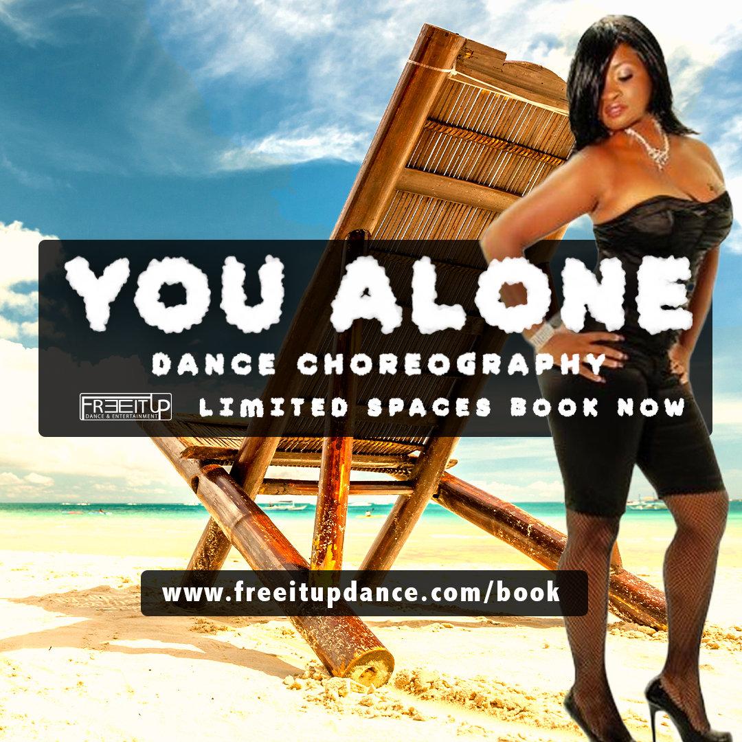 YOU ALONE Soca Dance Choreo Course -Thur