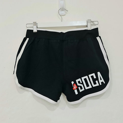 Irepsoca Shorts - Black