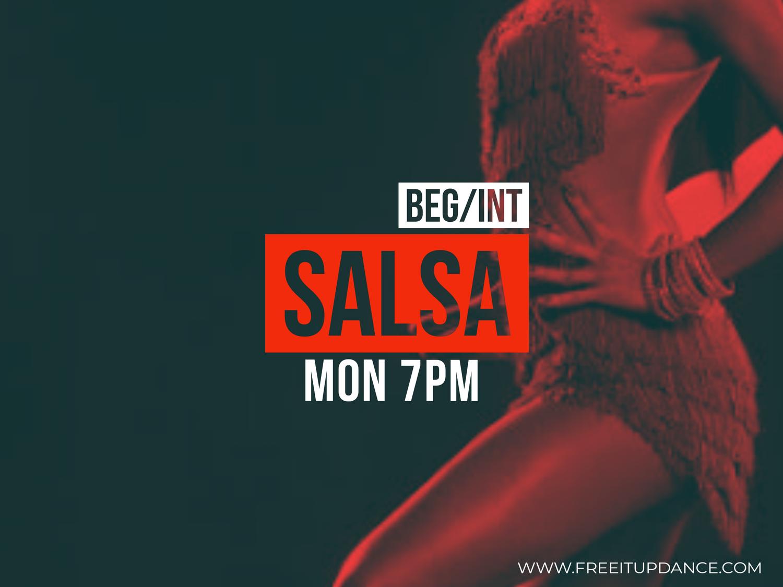 Salsa Basics and Grooves