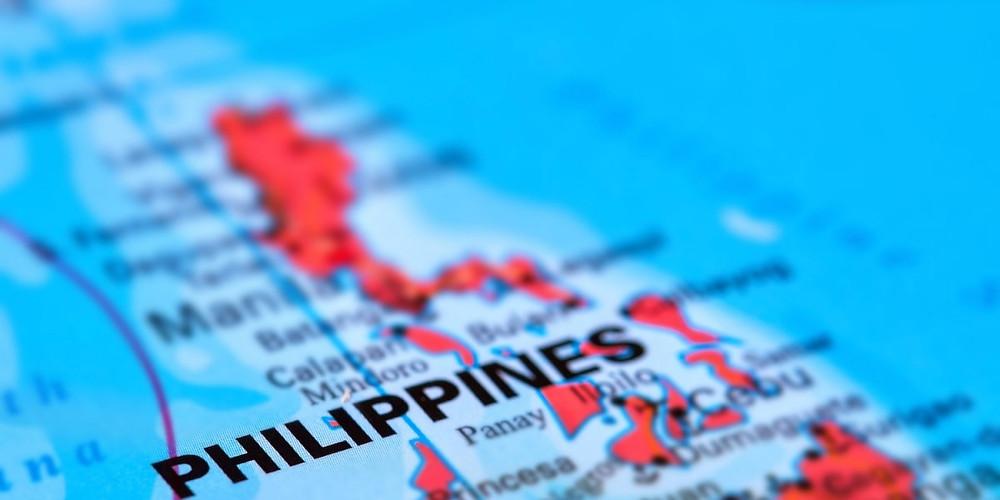 Philippines globe screen shot