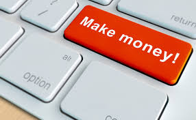 Makey money keyboard return key