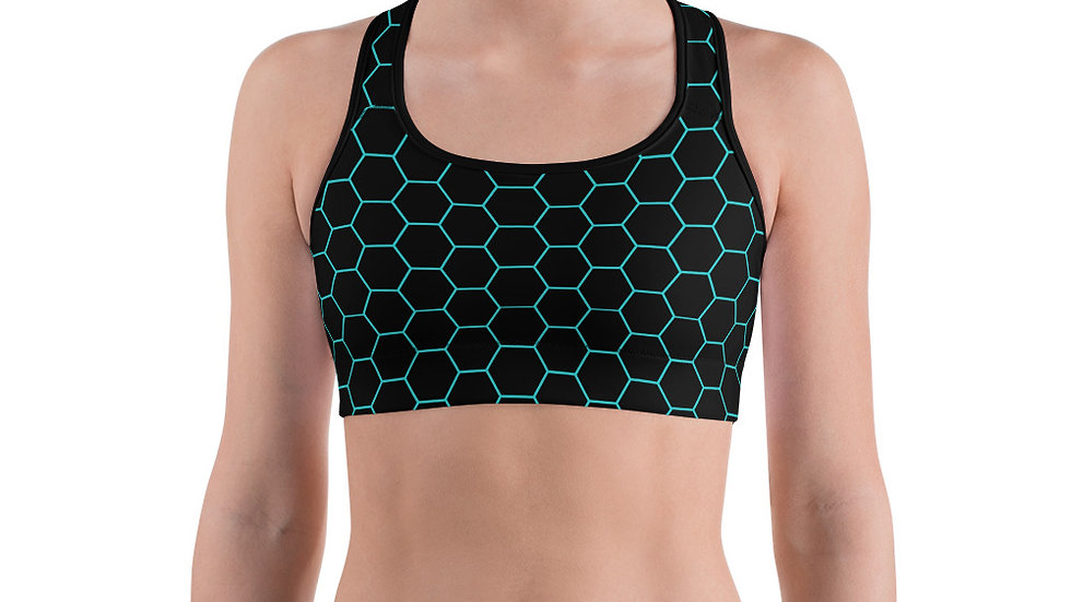 Hex Sports bra
