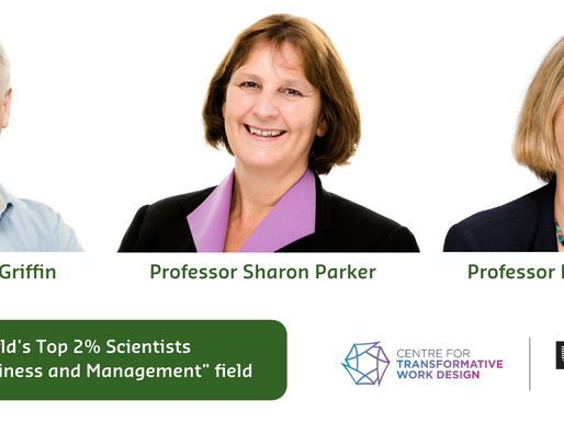FOWI researchers ranked in Stanford study of the world's top 2% scientists