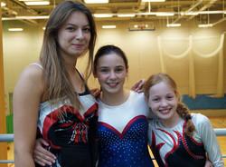 Rachael, Jess and Jess