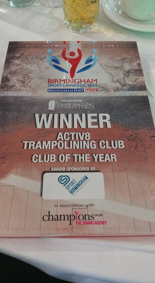 Club of the Year!!