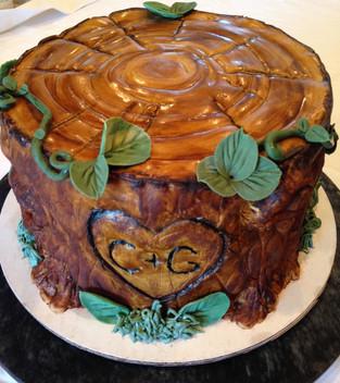 Tree stump cake.jpg