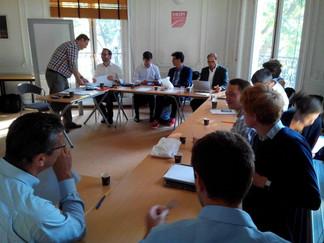 Management du changement : 14 nouveaux Certifiés IMCM Parisiens & Lyonnais...