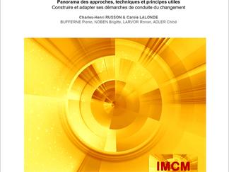 Le référentiel IMCM 2016 en management du changement est en ligne...