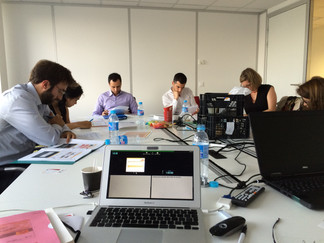 Paris - Juin 2015 : Session 44 IMCM : six nouveaux certifiés IMCM parisiens rejoignent le réseau.