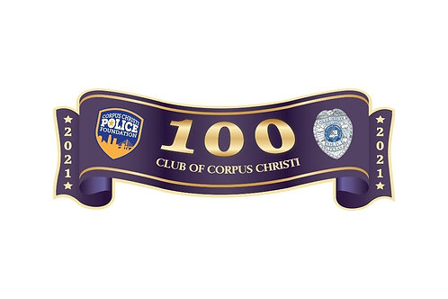 100 Club Donation 2021