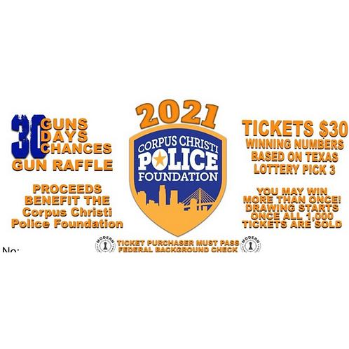 30 Day Gun Raffle Tickets