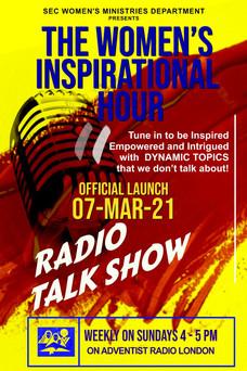 The Women's Inspirational Hour Radio Show