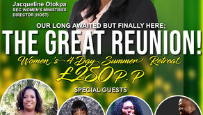 'The Great Reunion' Summer Retreat Has Finally Arrived