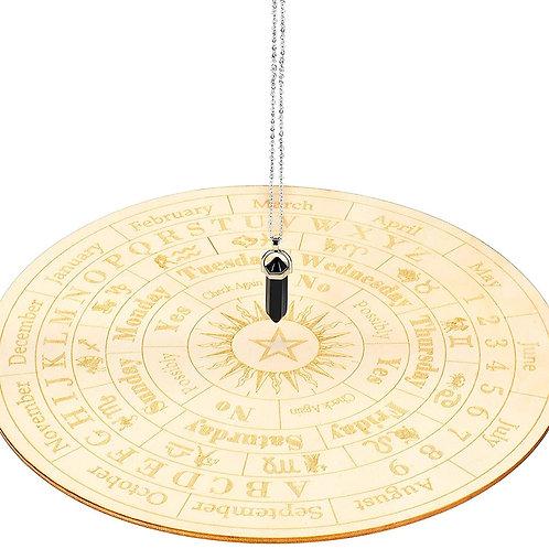 Pendulum Dowsing from Scratch Live Class 07/29 LIVE CLASS ( pendulum)