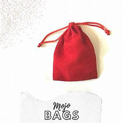 Mojo Bag (Instructions and Oil)