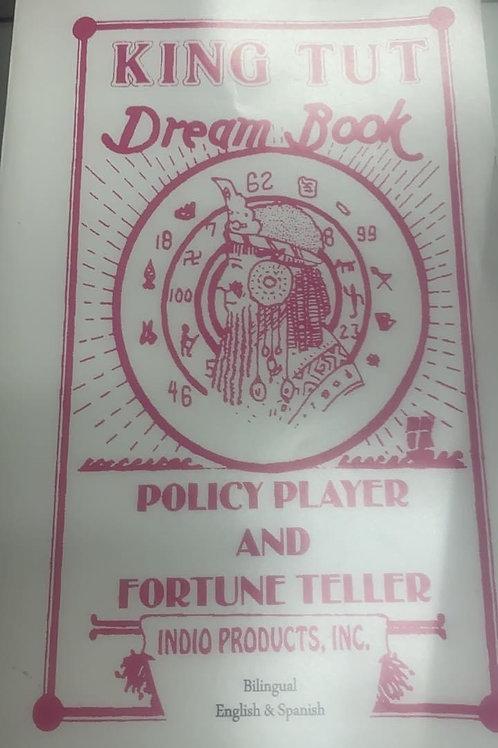 King Tut Dream Book