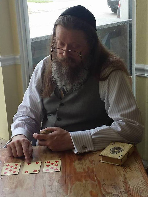 Sex Magick Conjuring Class Part 2  w/Charles Porterfield (Zoom Live and Recorded